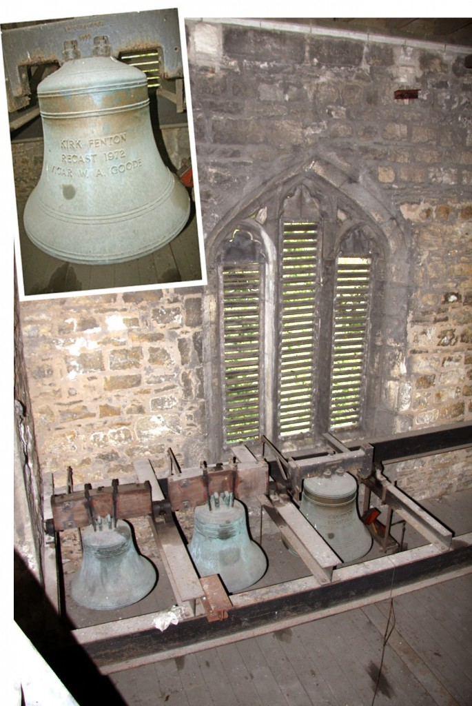 Church Fenton Church's Bells