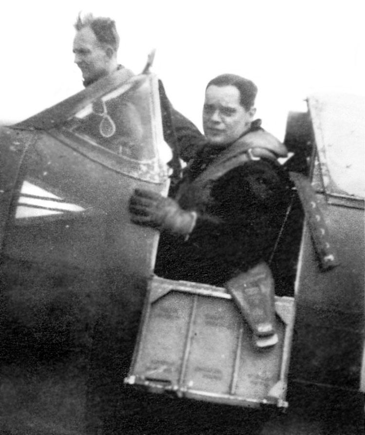 Douglas Bader 242 Squadron