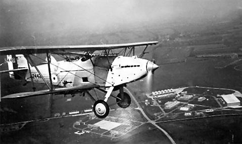 Hawker Hart - the most widely used light bomber of its time and the design would prove to be a successful one with a number of derivatives