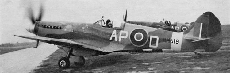 Spitfire Mk. XIVs