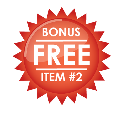 Bonus Free Item #2 star