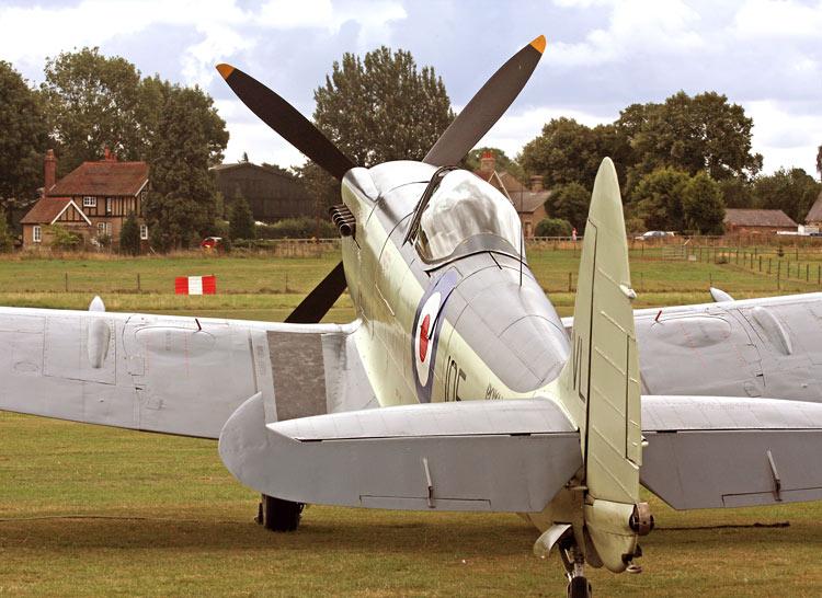 Seafire Mk XVII