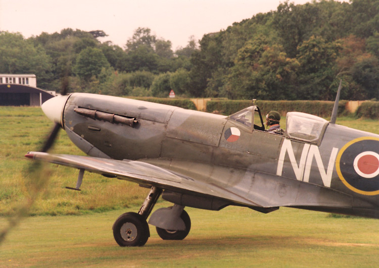 World War 2 Spitfire Vc