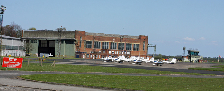 Church Fenton Airfield